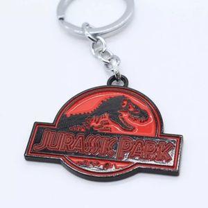 Accessories - Jurassic Park Keyring Keychain Dinosaurs Trex
